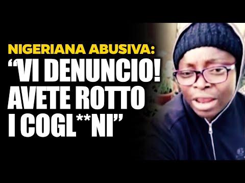 """NIGERIANA ABUSIVA: """"LADRI,"""