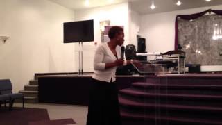 Prophetess Bernadine Bell-McGhee - Are You Drifting? Part I