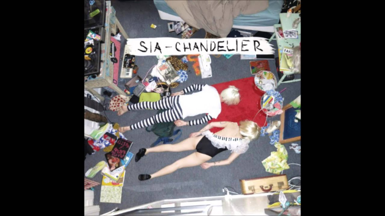 Sia chandelier male version aloadofball Images