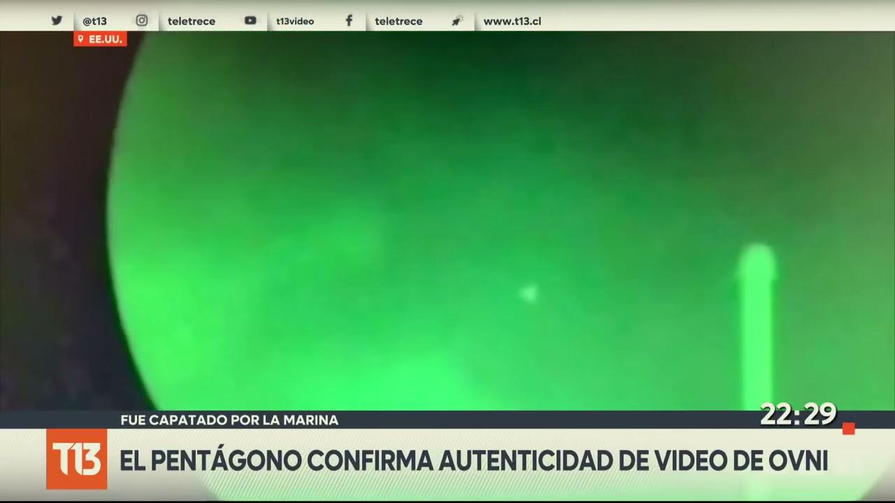 """Download """"Ovni de Corbell"""": El pentágono confirma autenticidad de video"""