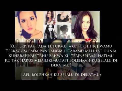 Raisa - Jatuh Hati Video Lyrics