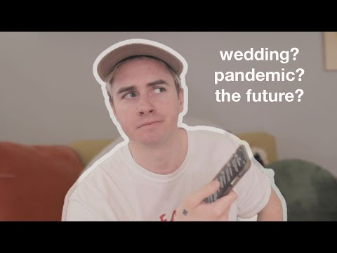 our wedding? the pandemic? our future? ... here are my thoughts. (Q&A) from YouTube · Duration:  11 minutes 22 seconds