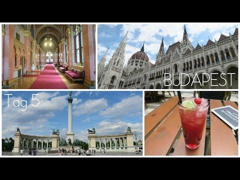 BUDAPEST l Parlament + Heldenplatz