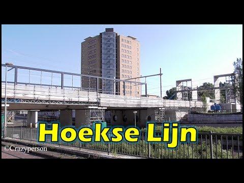 Werkzaamheden Schiedam 21 juli 2017 (Hoekse Lijn)