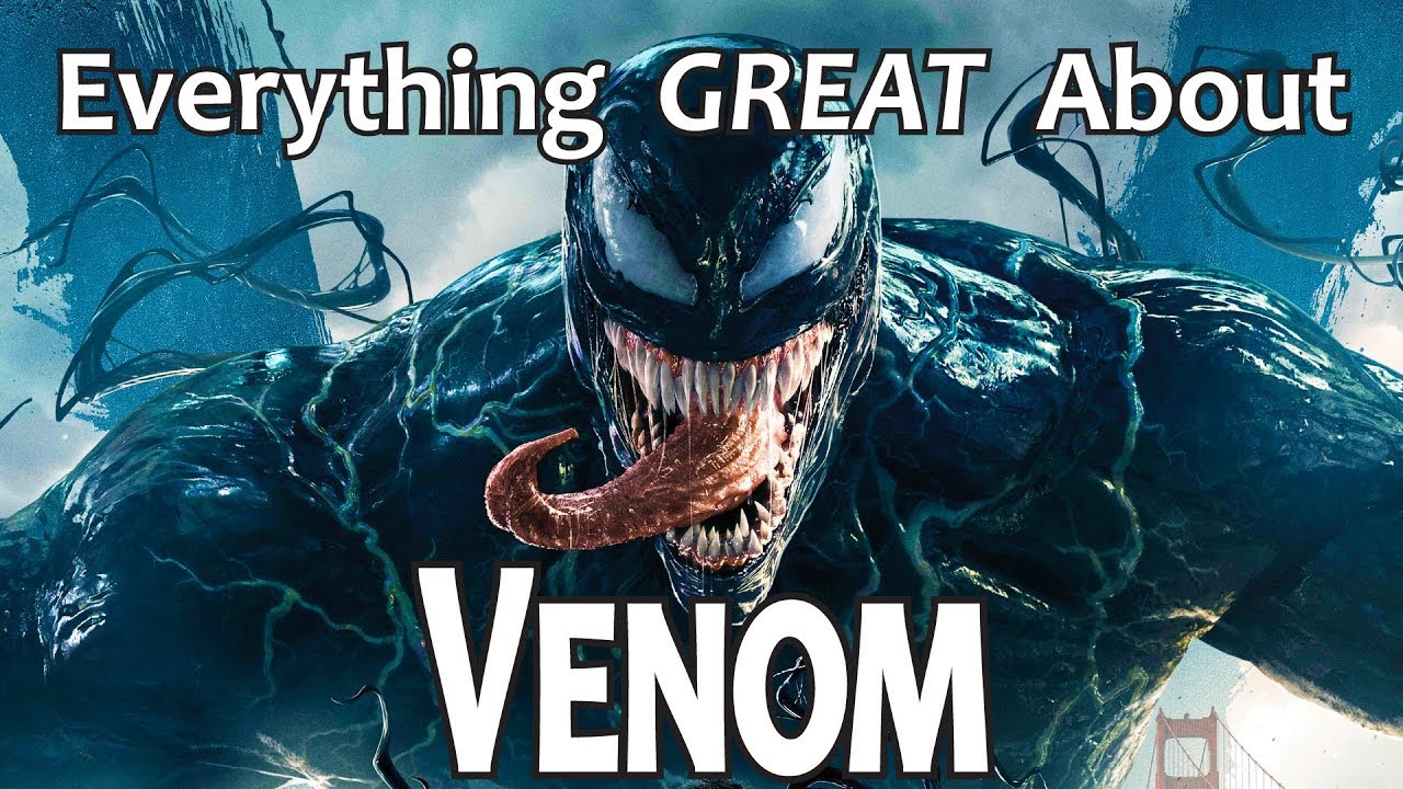 Download Everything GREAT About Venom!