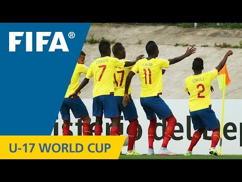 Highlights: Honduras v. Ecuador - FIFA U17 World Cup Chile 2015