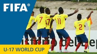 Highlights: Honduras v. Ecuador - FIFA U17 World Cup Chile 2015