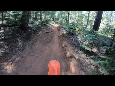 Elkins Flat OHV Area in Northern California