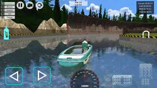 Extreme Boat Racing 2020: Speed Jet Sky Stunts Game - Games For Kids - Graceful Android IOS Gameplay screenshot 5
