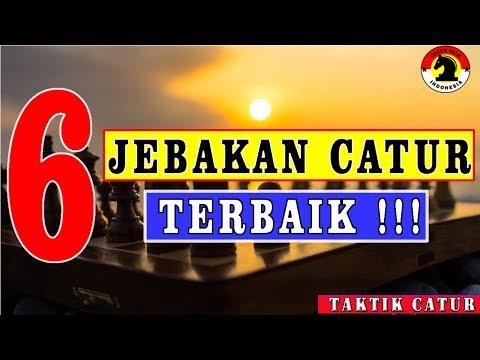 JEBAKAN CATUR ~BLACKBURNE GAMBIT !.