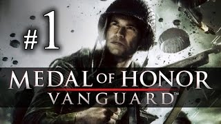 Medal of Honor: Vanguard - Husky - Off:Target (PS2, Wii) SLUS-21597, SLES-54683, SLPM-66752