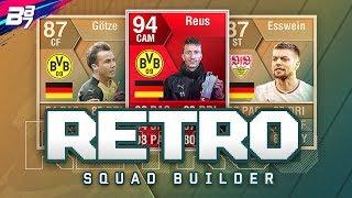 RETRO SQUAD BUILDER! ESSWEIN IS BACK! | FIFA 19 ULTIMATE TEAM