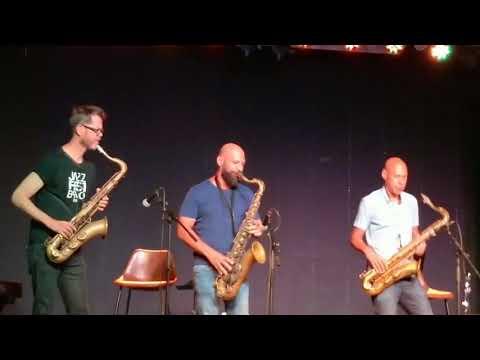 Joshua Redman & Eli Degibri & Donny McCaslin - Oleo