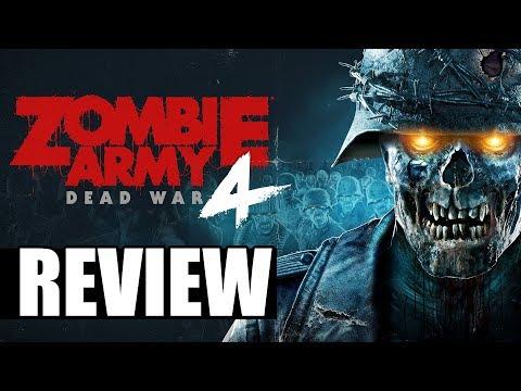 Zombie Army 4: Dead War Review - The Final Verdict