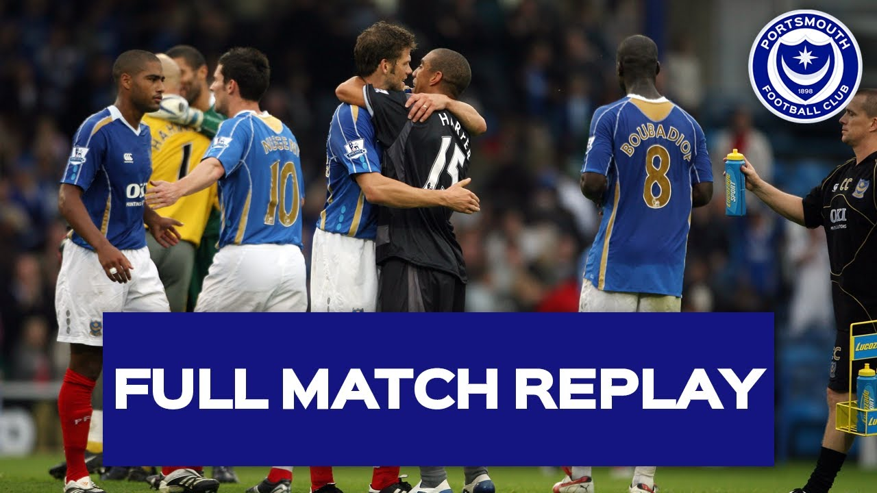 Full match replay powered by Utilita | Pompey 7-4 Reading