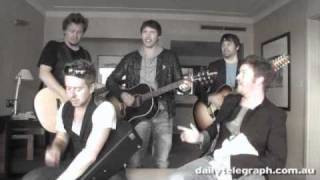 James Blunt - Stay The Night - REALLY Acoustic