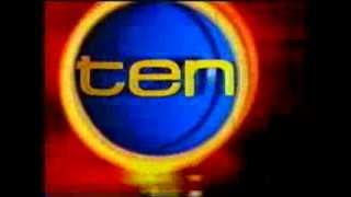 Channel Ten 'Friday Family Movie' Intro 2000