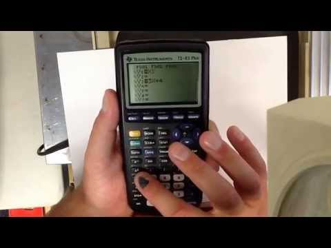 Resource Ti Plus And Ti Plus Calculators Basic Tutorial