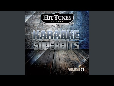 Here Come Those Tears Again (Originally Performed By Jackson Browne) (Karaoke Version)