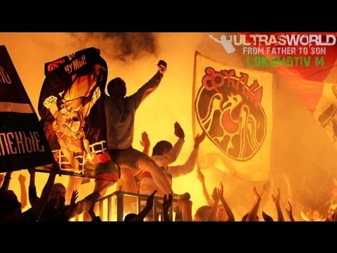 Lokomotiv Moscow - Ultras World