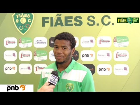 Flash Interview: Fiães SC x AA Avanca - Fiães TV