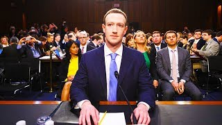 Senate Embarrasses Themselves In Facebook Hearing
