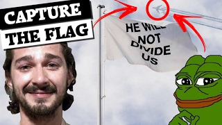 How 4chan found Shia LaBeouf