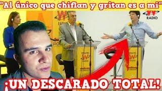 Candidato se salió de casillas porque lo chiflaron en debate 😂😂 Alcaldía-Bogotá--Mr. Carvajalino