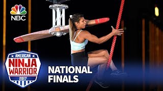Meagan Martin at the Las Vegas National Finals: Stage 1 - American Ninja Warrior 2017