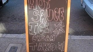 2012 Ice Cream And Hot Sauce Takedown (portland, Or)