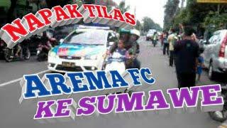 Napak Tilas Arema FC Ke Sumawe