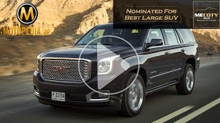 2015 GMC Yukon Denali Review - تجربة جي ام سي يوكن دينالي - Dubai UAE by Motopedia.ae