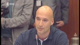 New ESA Astronaut: Luca Parmitano