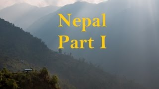 Trekking in Nepal (Poon Hill & ABC) April 2016 | Part (1 /2)
