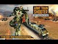 Futuristic Train - Army Robot Transform Shooter (By Vital Games Production) Android Gameplay HD