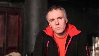 Три дня до весны 2017 интервью с  режиссером  А. Касаткиным