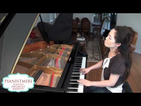 Adele - Someone Like You | Piano Cover by Pianistmiri