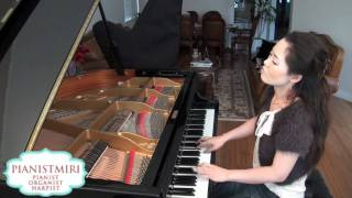 Adele - Someone Like You | Piano Cover by Pianistmiri