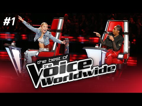 THE BEST OF THE VOICE WORLDWIDE   Episode  Series 1  Episode 1