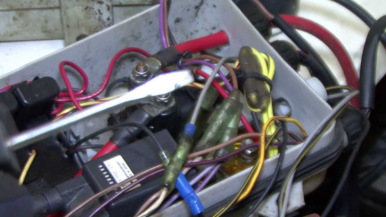medium resolution of seadoo solenoid trouble shoot and replacement