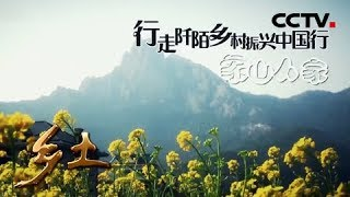 《乡土》 20190426 行走阡陌乡村振兴中国行 象山人家| CCTV农业
