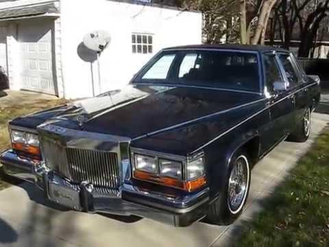 1989 cadillac brougham for sale 13 600 original miles
