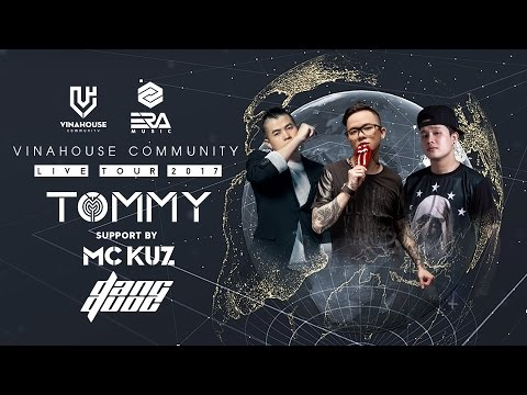 Vinahouse Community Live 010 by DJ Tommy - DangQuoc - Tip Top Club