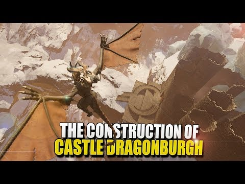 The CONSTRUCTION Of CASTLE DRAGONBURGH! (Citadel: Forged With Fire) #6