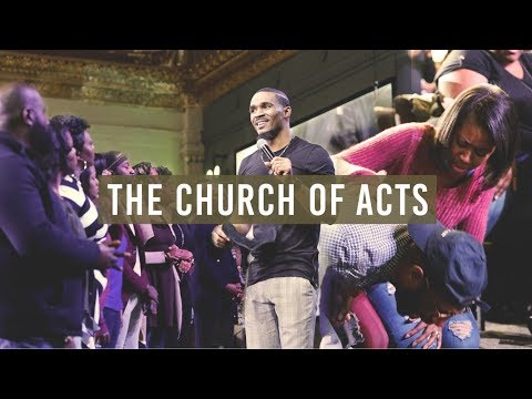 The Church Of Acts