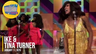 "Ike & Tina Turner Revue ""Proud Mary"" on The Ed Sullivan Show"
