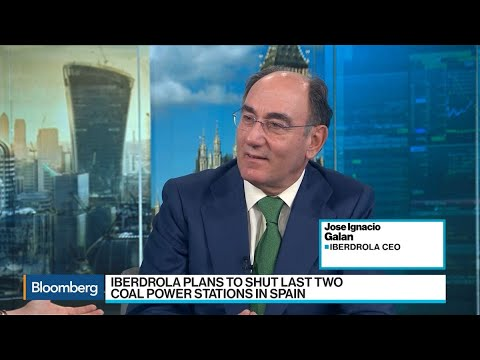 Iberdrola CEO Says 'Never Late' to Build Renewable Energy Capacity