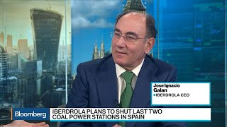 Cover images Iberdrola CEO Says 'Never Late' to Build Renewable Energy Capacity