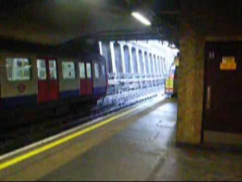 London Underground Bayswater via King
