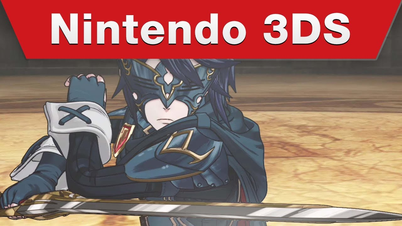 Nintendo 3ds Fire Emblem Awakening Trailer Youtube
